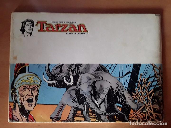 Tebeos: TARZAN - EDGAR RICE BARROUGHS - COLECCION COMPLETA - EDITORIAL NOVARO - Foto 15 - 102562215