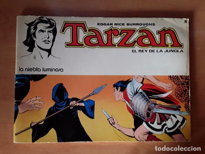 Tebeos: TARZAN - EDGAR RICE BARROUGHS - COLECCION COMPLETA - EDITORIAL NOVARO - Foto 16 - 102562215