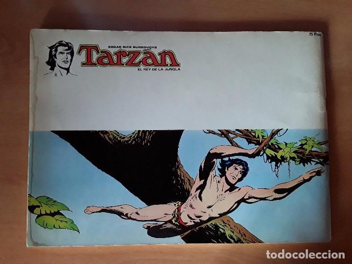 Tebeos: TARZAN - EDGAR RICE BARROUGHS - COLECCION COMPLETA - EDITORIAL NOVARO - Foto 17 - 102562215