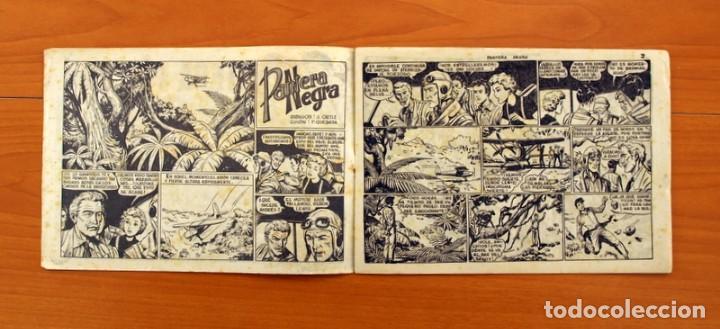 Tebeos: Pantera Negra, Pequeño Pantera Negra, y Almanaques - Ver fotos interiores - Editorial Maga 1956 - Foto 6 - 102711199