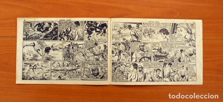 Tebeos: Pantera Negra, Pequeño Pantera Negra, y Almanaques - Ver fotos interiores - Editorial Maga 1956 - Foto 8 - 102711199
