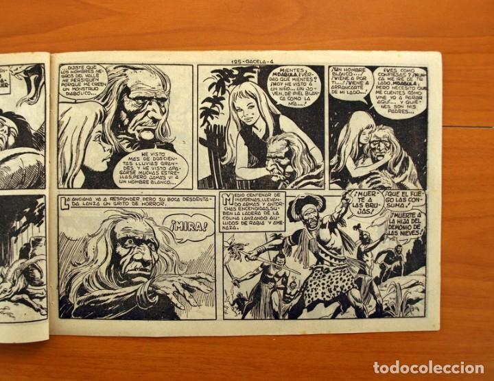 Tebeos: Pantera Negra, Pequeño Pantera Negra, y Almanaques - Ver fotos interiores - Editorial Maga 1956 - Foto 12 - 102711199