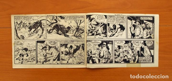 Tebeos: Pantera Negra, Pequeño Pantera Negra, y Almanaques - Ver fotos interiores - Editorial Maga 1956 - Foto 13 - 102711199