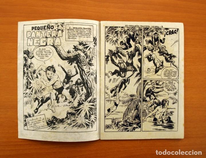 Tebeos: Pantera Negra, Pequeño Pantera Negra, y Almanaques - Ver fotos interiores - Editorial Maga 1956 - Foto 17 - 102711199