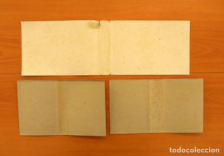 Tebeos: Pantera Negra, Pequeño Pantera Negra, y Almanaques - Ver fotos interiores - Editorial Maga 1956 - Foto 24 - 102711199