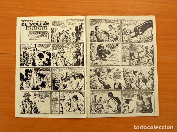 Tebeos: Pantera Negra, Pequeño Pantera Negra, y Almanaques - Ver fotos interiores - Editorial Maga 1956 - Foto 27 - 102711199