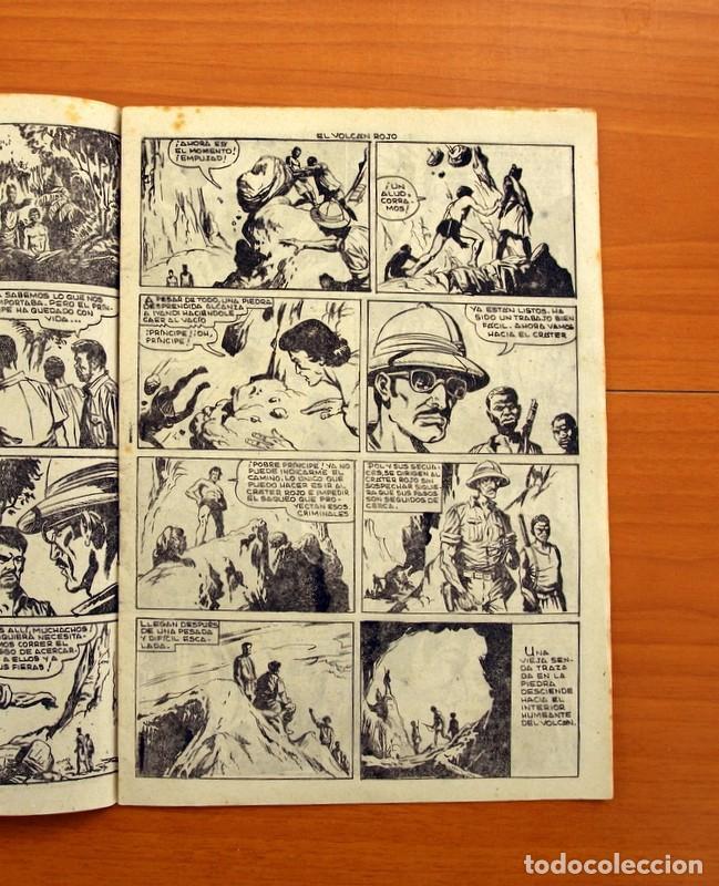 Tebeos: Pantera Negra, Pequeño Pantera Negra, y Almanaques - Ver fotos interiores - Editorial Maga 1956 - Foto 28 - 102711199