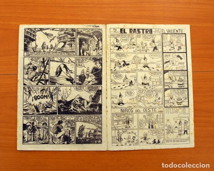 Tebeos: Pantera Negra, Pequeño Pantera Negra, y Almanaques - Ver fotos interiores - Editorial Maga 1956 - Foto 29 - 102711199