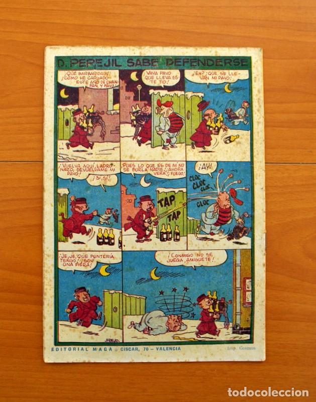 Tebeos: Pantera Negra, Pequeño Pantera Negra, y Almanaques - Ver fotos interiores - Editorial Maga 1956 - Foto 30 - 102711199