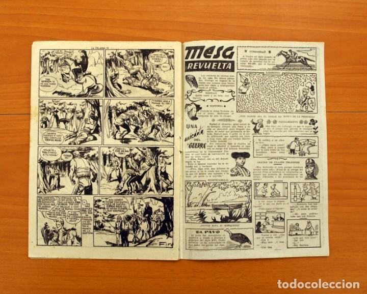 Tebeos: Pantera Negra, Pequeño Pantera Negra, y Almanaques - Ver fotos interiores - Editorial Maga 1956 - Foto 34 - 102711199