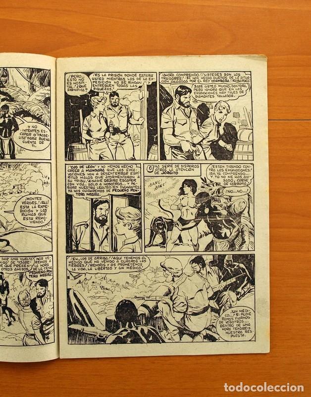 Tebeos: Pantera Negra, Pequeño Pantera Negra, y Almanaques - Ver fotos interiores - Editorial Maga 1956 - Foto 43 - 102711199