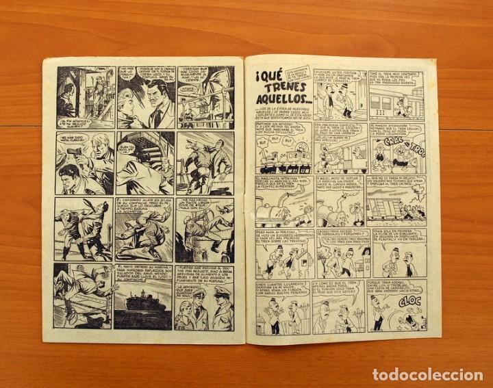Tebeos: Pantera Negra, Pequeño Pantera Negra, y Almanaques - Ver fotos interiores - Editorial Maga 1956 - Foto 44 - 102711199
