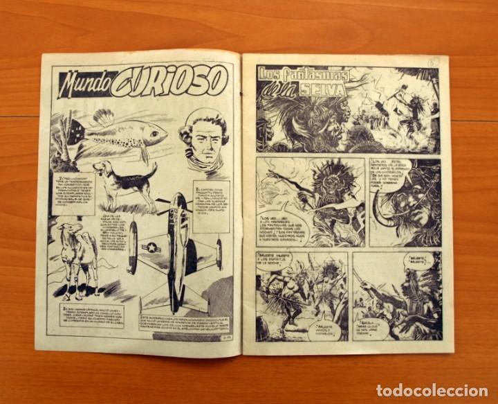 Tebeos: Pantera Negra, Pequeño Pantera Negra, y Almanaques - Ver fotos interiores - Editorial Maga 1956 - Foto 47 - 102711199
