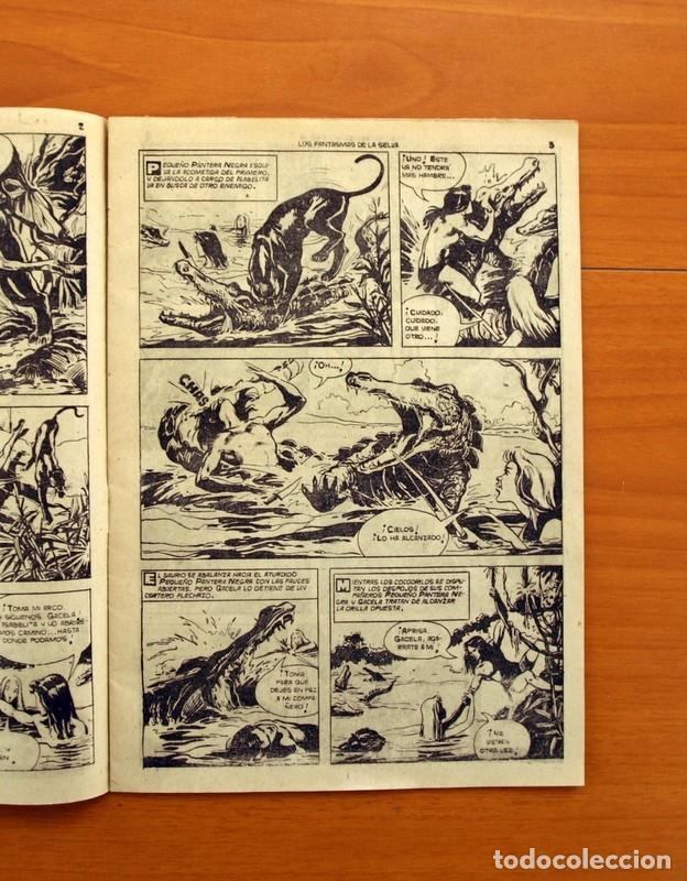 Tebeos: Pantera Negra, Pequeño Pantera Negra, y Almanaques - Ver fotos interiores - Editorial Maga 1956 - Foto 48 - 102711199