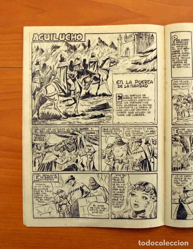 Tebeos: Pantera Negra, Pequeño Pantera Negra, y Almanaques - Ver fotos interiores - Editorial Maga 1956 - Foto 49 - 102711199