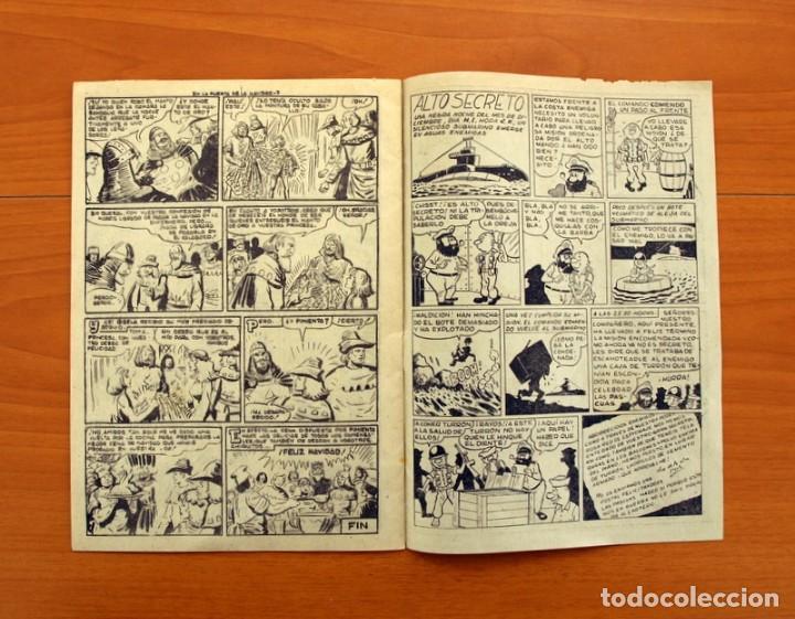 Tebeos: Pantera Negra, Pequeño Pantera Negra, y Almanaques - Ver fotos interiores - Editorial Maga 1956 - Foto 50 - 102711199