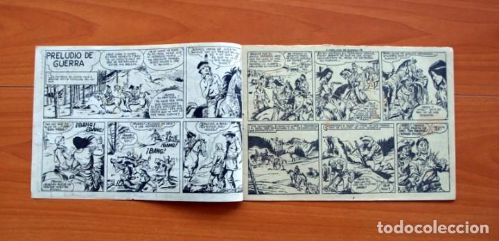 Tebeos: Apache 2ª parte - Editorial Maga 1957 - Colección COMPLETA, 76 tebeos - Foto 3 - 102775015