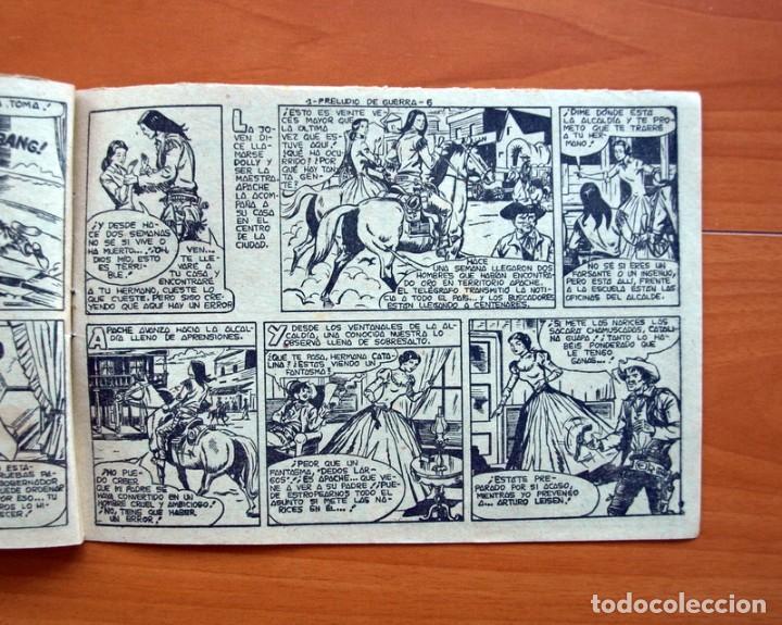 Tebeos: Apache 2ª parte - Editorial Maga 1957 - Colección COMPLETA, 76 tebeos - Foto 4 - 102775015