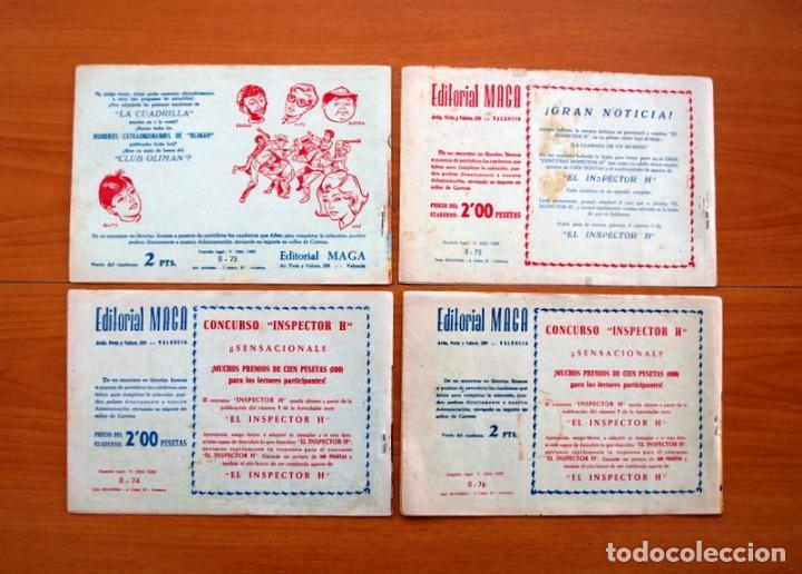 Tebeos: Apache 2ª parte - Editorial Maga 1957 - Colección COMPLETA, 76 tebeos - Foto 16 - 102775015
