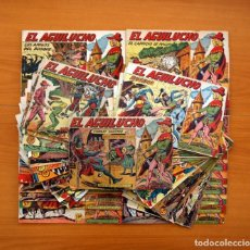 Tebeos: EL AGUILUCHO - COLECCIÓN COMPLETA, 68 TEBEOS - EDITORIAL MAGA 1959. Lote 102779275