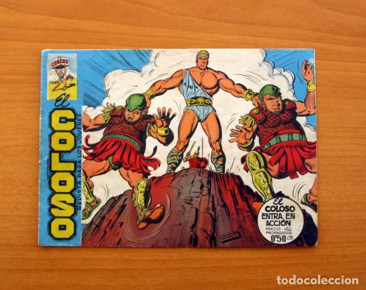 Tebeos: EL COLOSO - Colección Completa - 83 ejemplares - Editorial Maga 1960 - Foto 2 - 102781595