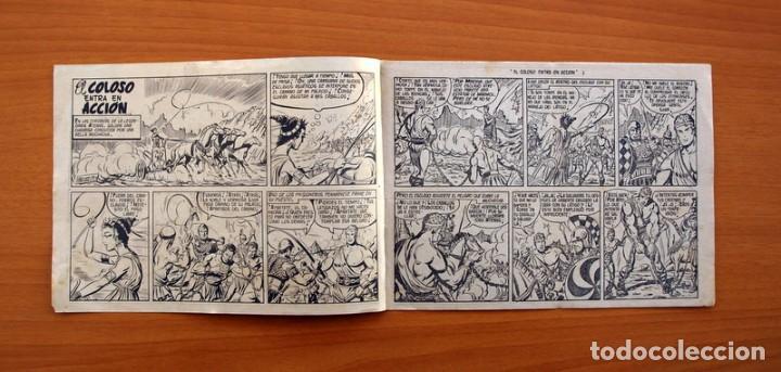 Tebeos: EL COLOSO - Colección Completa - 83 ejemplares - Editorial Maga 1960 - Foto 3 - 102781595