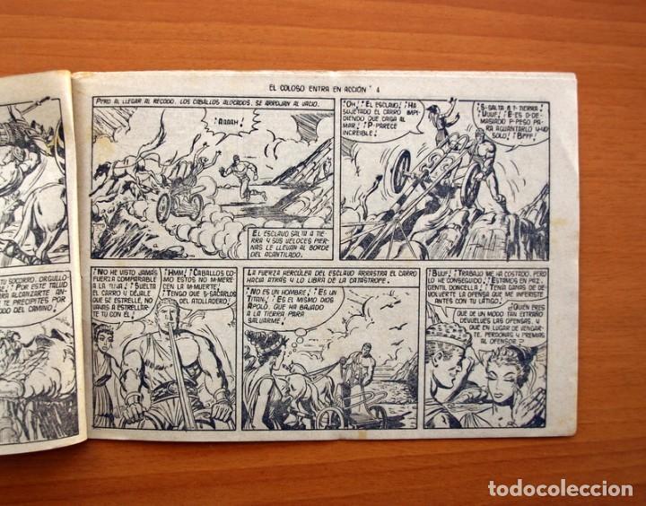 Tebeos: EL COLOSO - Colección Completa - 83 ejemplares - Editorial Maga 1960 - Foto 4 - 102781595