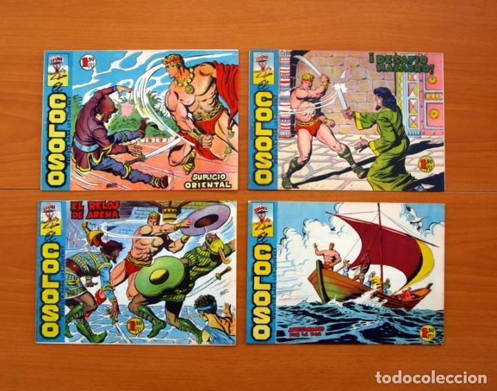 Tebeos: EL COLOSO - Colección Completa - 83 ejemplares - Editorial Maga 1960 - Foto 7 - 102781595