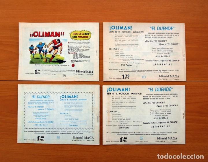 Tebeos: EL COLOSO - Colección Completa - 83 ejemplares - Editorial Maga 1960 - Foto 8 - 102781595