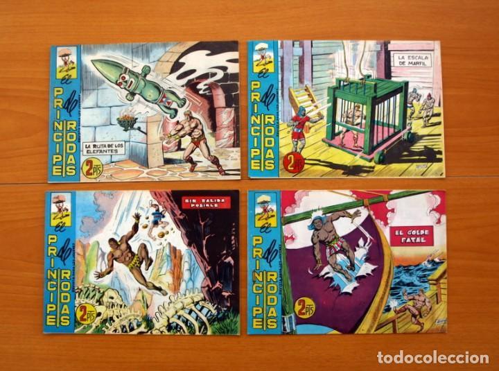Tebeos: EL COLOSO - Colección Completa - 83 ejemplares - Editorial Maga 1960 - Foto 9 - 102781595