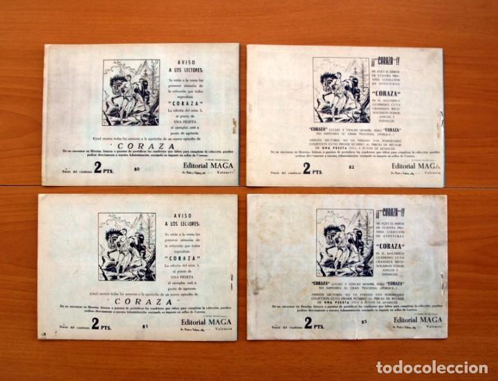 Tebeos: EL COLOSO - Colección Completa - 83 ejemplares - Editorial Maga 1960 - Foto 10 - 102781595