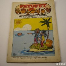 Tebeos: PATUFET REVISTA INFANTIL I JUVENIL ANY 2 SEGONA EPOCA Nº 15 AÑO 1969. Lote 103035047