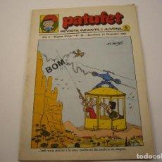 Tebeos: PATUFET - ANY 2 - SEGONA ÈPOCA ANY 1969 N 26. Lote 103035419