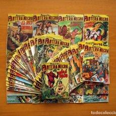 Tebeos: PEQUEÑO PANTERA NEGRA - EDITORIAL MAGA 1960 - COLECCIÓN COMPLETA, 70 TEBEOS (DEL 55 AL 124). Lote 103065895