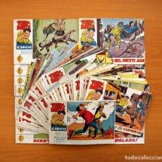 Tebeos: TONY Y ANITA, 2ª - COLECCIÓN COMPLETA, 81 EJEMPLARES - EDITORIAL MAGA 1960. Lote 103273131