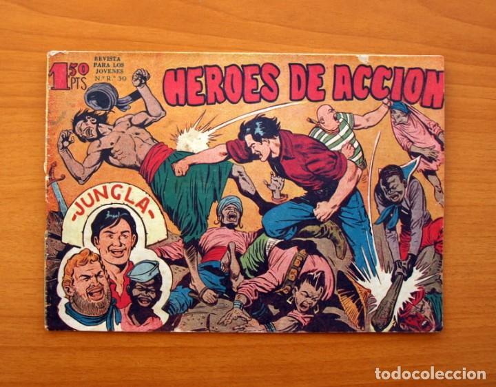 Tebeos: Jungla - Colección Completa, 36 tebeos - Editorial Maga 1958 - Foto 2 - 103309647