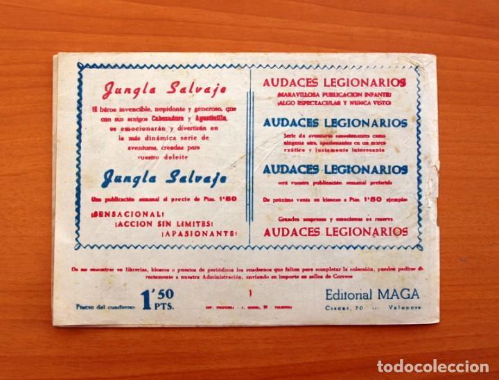 Tebeos: Jungla - Colección Completa, 36 tebeos - Editorial Maga 1958 - Foto 6 - 103309647