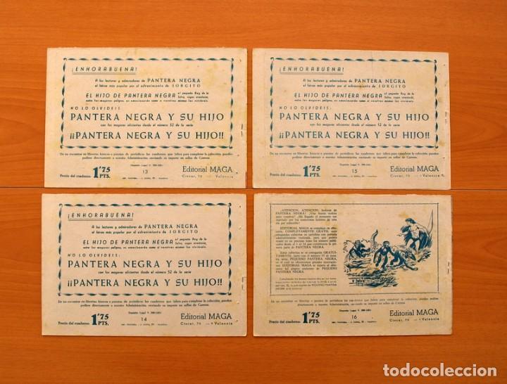 Tebeos: Jungla - Colección Completa, 36 tebeos - Editorial Maga 1958 - Foto 8 - 103309647