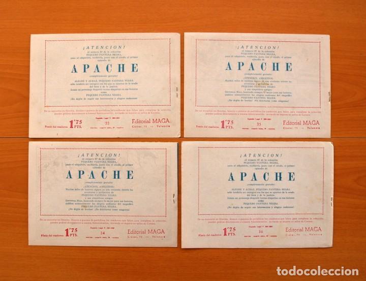 Tebeos: Jungla - Colección Completa, 36 tebeos - Editorial Maga 1958 - Foto 10 - 103309647