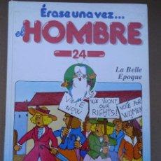 Tebeos: ERA SE UNA VEZ EL HOMBRE 11 LIBROS MIRA LAS FOTOS PARA VER LOS Nº LOTE Nº 11. Lote 103378111