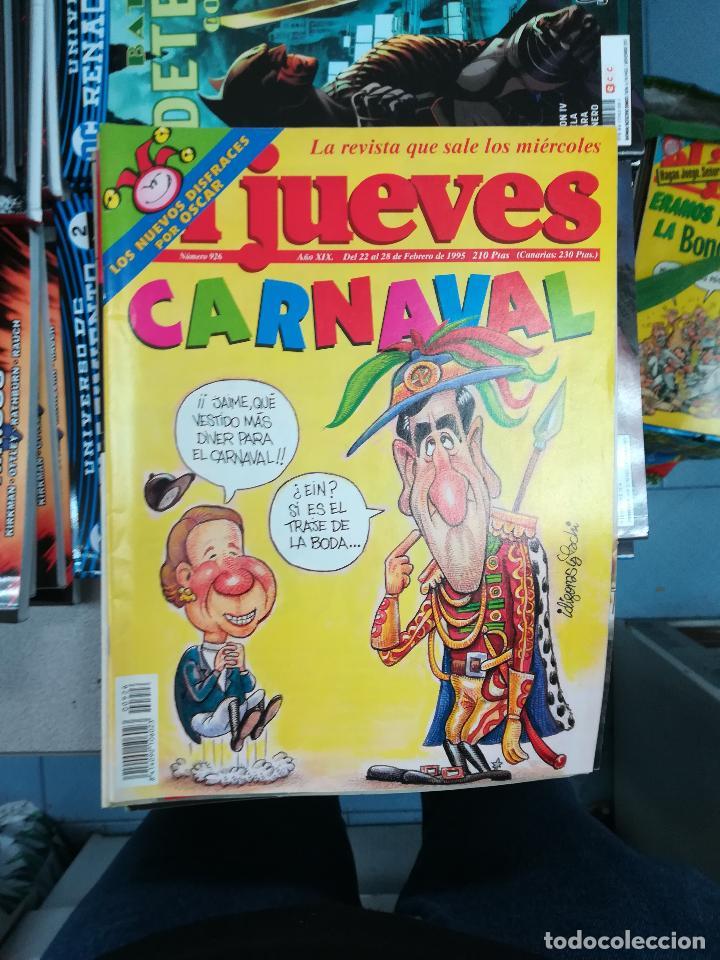 Tebeos: EL JUEVES - CASI 40 AÑOS DE LA REVISTA - 2022 NUMEROS (DEL 1 A 2059 - FALTAN 37 INTERCALADOS) - Foto 45 - 103441187