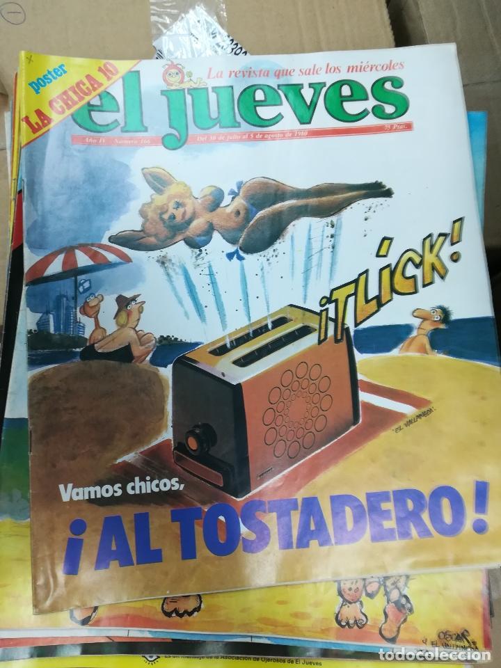 Tebeos: EL JUEVES - CASI 40 AÑOS DE LA REVISTA - 2022 NUMEROS (DEL 1 A 2059 - FALTAN 37 INTERCALADOS) - Foto 74 - 103441187