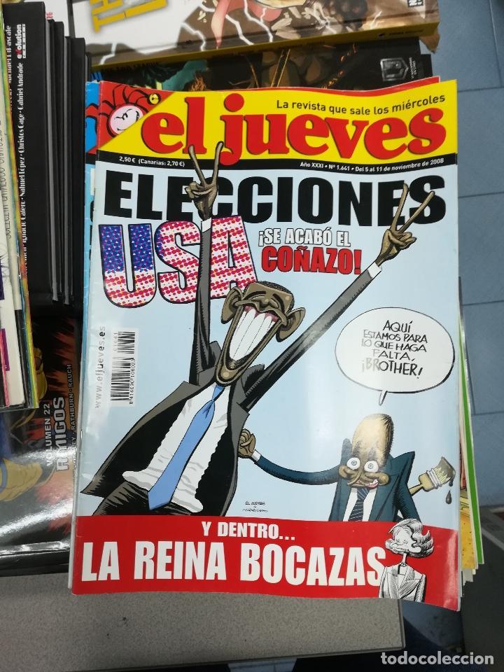 Tebeos: EL JUEVES - CASI 40 AÑOS DE LA REVISTA - 2022 NUMEROS (DEL 1 A 2059 - FALTAN 37 INTERCALADOS) - Foto 87 - 103441187