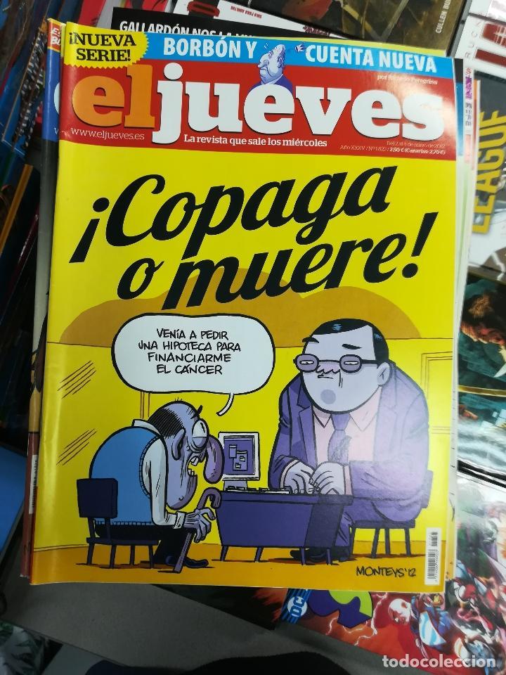 Tebeos: EL JUEVES - CASI 40 AÑOS DE LA REVISTA - 2022 NUMEROS (DEL 1 A 2059 - FALTAN 37 INTERCALADOS) - Foto 96 - 103441187