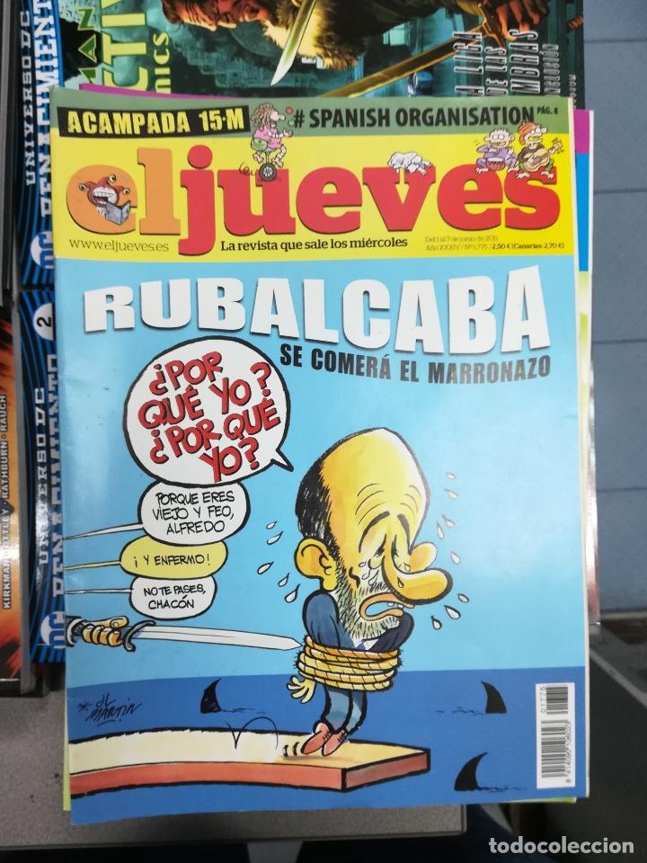 Tebeos: EL JUEVES - CASI 40 AÑOS DE LA REVISTA - 2022 NUMEROS (DEL 1 A 2059 - FALTAN 37 INTERCALADOS) - Foto 98 - 103441187