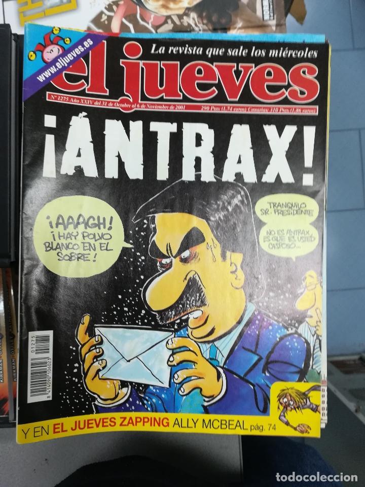 Tebeos: EL JUEVES - CASI 40 AÑOS DE LA REVISTA - 2022 NUMEROS (DEL 1 A 2059 - FALTAN 37 INTERCALADOS) - Foto 109 - 103441187
