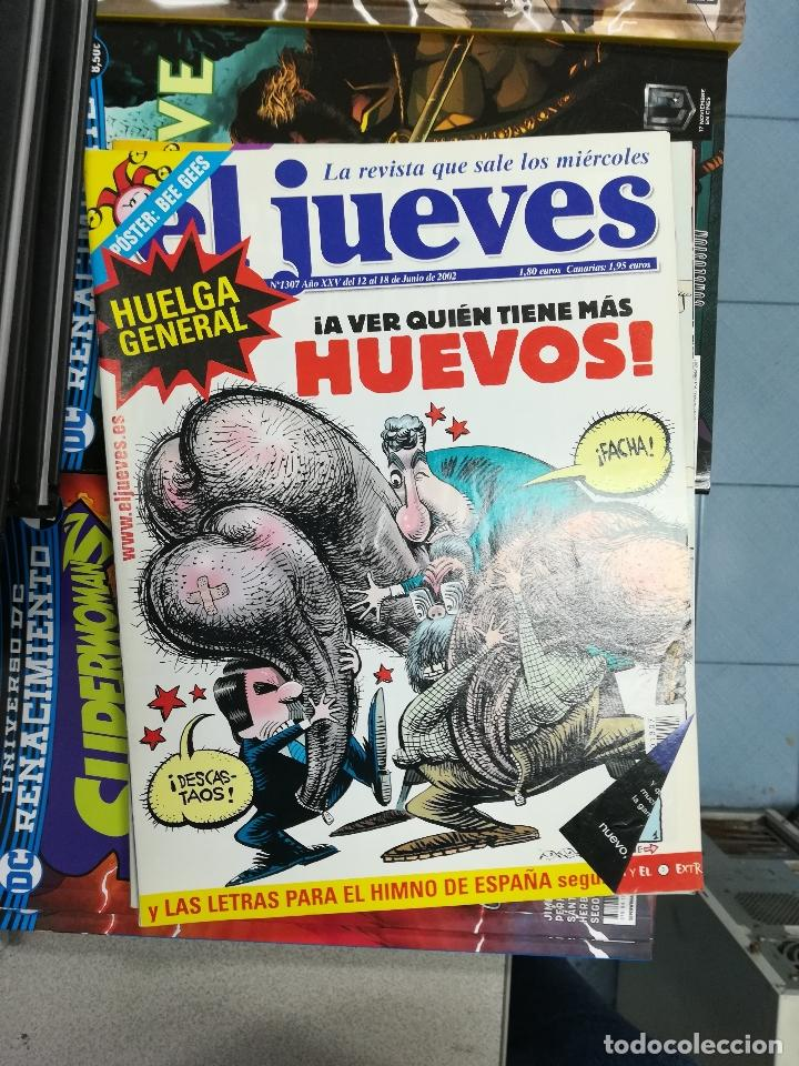 Tebeos: EL JUEVES - CASI 40 AÑOS DE LA REVISTA - 2022 NUMEROS (DEL 1 A 2059 - FALTAN 37 INTERCALADOS) - Foto 112 - 103441187