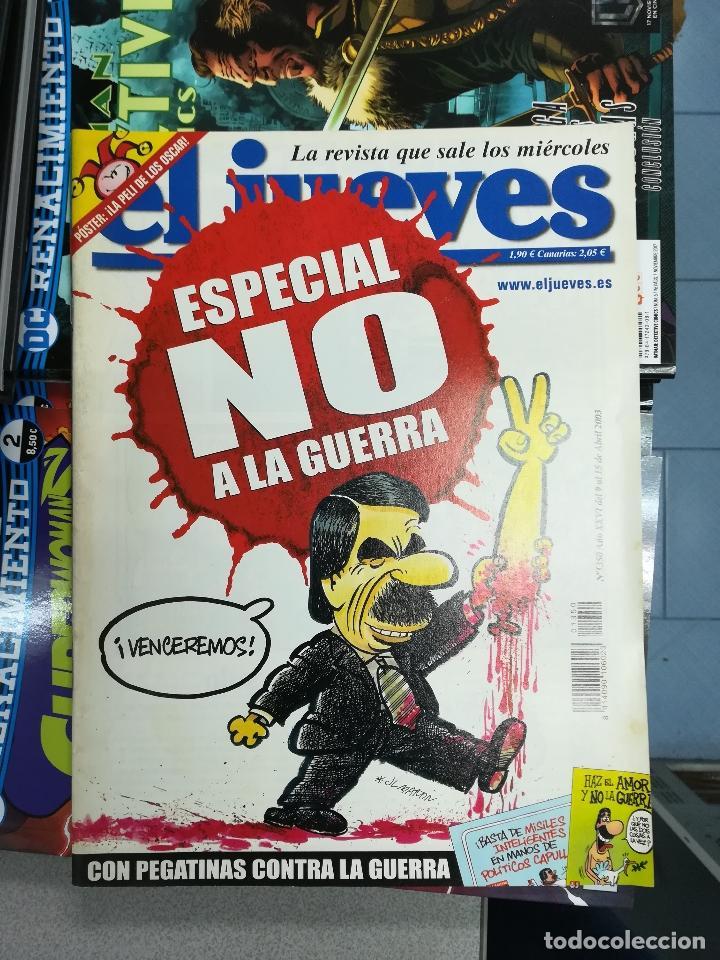 Tebeos: EL JUEVES - CASI 40 AÑOS DE LA REVISTA - 2022 NUMEROS (DEL 1 A 2059 - FALTAN 37 INTERCALADOS) - Foto 119 - 103441187
