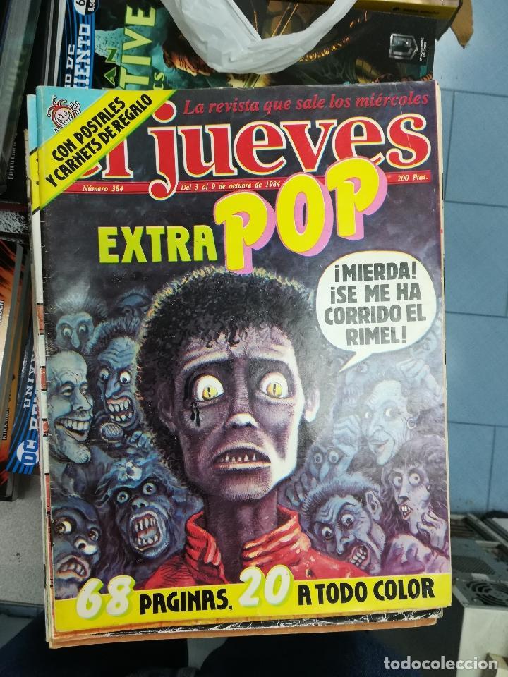 Tebeos: EL JUEVES - CASI 40 AÑOS DE LA REVISTA - 2022 NUMEROS (DEL 1 A 2059 - FALTAN 37 INTERCALADOS) - Foto 130 - 103441187