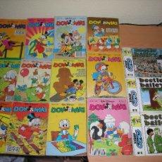 Tebeos: LOTE 12 COMICS DON MIKI + 3 COMICS BEETLE BAILEY . Lote 103474491